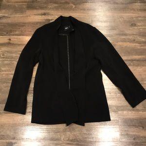 Lightweight soft blazer